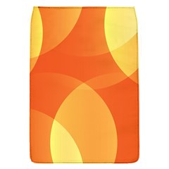 Abstract Orange Yellow Red Color Flap Covers (s)