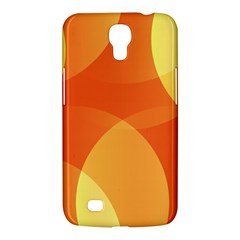 Abstract Orange Yellow Red Color Samsung Galaxy Mega 6 3  I9200 Hardshell Case