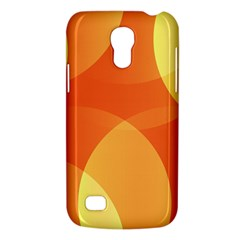 Abstract Orange Yellow Red Color Galaxy S4 Mini
