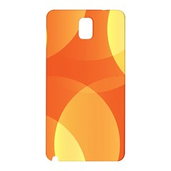 Abstract Orange Yellow Red Color Samsung Galaxy Note 3 N9005 Hardshell Back Case