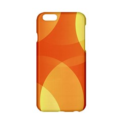 Abstract Orange Yellow Red Color Apple iPhone 6/6S Hardshell Case