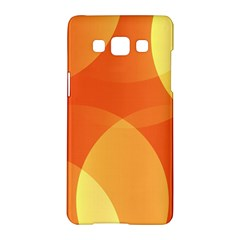 Abstract Orange Yellow Red Color Samsung Galaxy A5 Hardshell Case