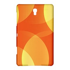 Abstract Orange Yellow Red Color Samsung Galaxy Tab S (8 4 ) Hardshell Case