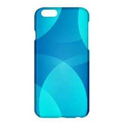 Abstract Blue Wallpaper Wave Apple Iphone 6 Plus/6s Plus Hardshell Case