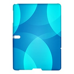 Abstract Blue Wallpaper Wave Samsung Galaxy Tab S (10.5 ) Hardshell Case