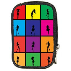Girls Fashion Fashion Girl Young Compact Camera Cases
