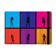 Girls Fashion Fashion Girl Young Ipad Mini 2 Flip Cases