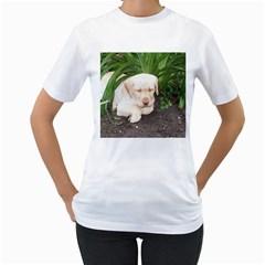 3 Yl Laying Women s T-Shirt (White)