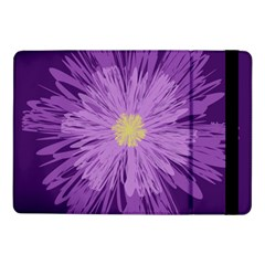 Purple Flower Floral Purple Flowers Samsung Galaxy Tab Pro 10 1  Flip Case