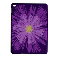 Purple Flower Floral Purple Flowers Ipad Air 2 Hardshell Cases