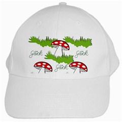 Mushroom Luck Fly Agaric Lucky Guy White Cap