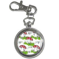 Mushroom Luck Fly Agaric Lucky Guy Key Chain Watches