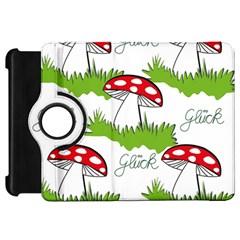 Mushroom Luck Fly Agaric Lucky Guy Kindle Fire HD 7