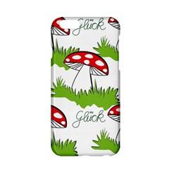 Mushroom Luck Fly Agaric Lucky Guy Apple Iphone 6/6s Hardshell Case