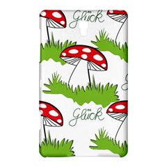 Mushroom Luck Fly Agaric Lucky Guy Samsung Galaxy Tab S (8 4 ) Hardshell Case