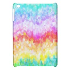 Rainbow Pontilism Background Apple Ipad Mini Hardshell Case