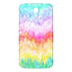 Rainbow Pontilism Background Samsung Galaxy Mega I9200 Hardshell Back Case