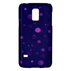 Decorative dots pattern Galaxy S5 Mini