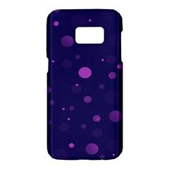 Decorative Dots Pattern Samsung Galaxy S7 Hardshell Case