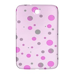 Decorative dots pattern Samsung Galaxy Note 8.0 N5100 Hardshell Case