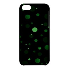 Decorative dots pattern Apple iPhone 5C Hardshell Case