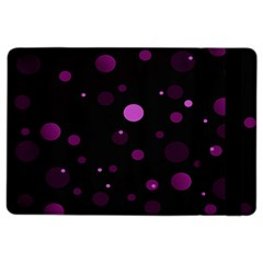 Decorative Dots Pattern Ipad Air 2 Flip