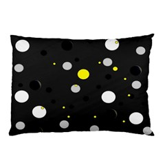 Decorative dots pattern Pillow Case (Two Sides)