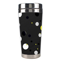 Decorative dots pattern Stainless Steel Travel Tumblers
