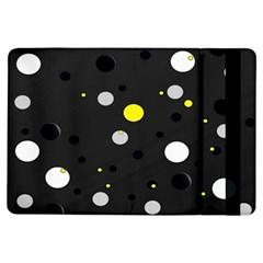 Decorative dots pattern iPad Air Flip