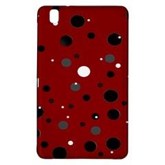Decorative dots pattern Samsung Galaxy Tab Pro 8.4 Hardshell Case