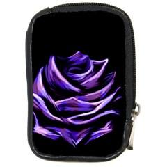Rose Flower Design Nature Blossom Compact Camera Cases