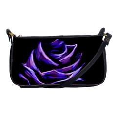 Rose Flower Design Nature Blossom Shoulder Clutch Bags