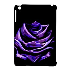 Rose Flower Design Nature Blossom Apple Ipad Mini Hardshell Case (compatible With Smart Cover)