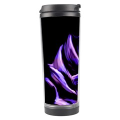 Rose Flower Design Nature Blossom Travel Tumbler