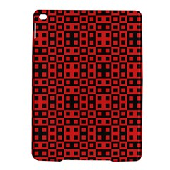 Abstract Background Red Black Ipad Air 2 Hardshell Cases
