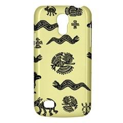 Aztecs pattern Galaxy S4 Mini