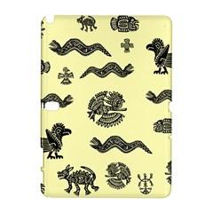 Aztecs pattern Galaxy Note 1