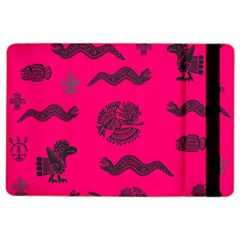 Aztecs pattern iPad Air 2 Flip
