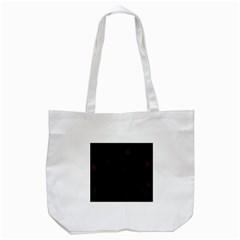 Aztecs pattern Tote Bag (White)