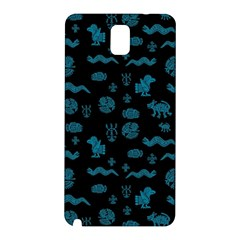 Aztecs pattern Samsung Galaxy Note 3 N9005 Hardshell Back Case
