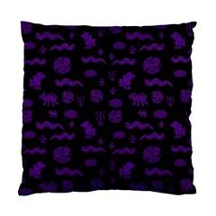 Aztecs Pattern Standard Cushion Case (one Side)