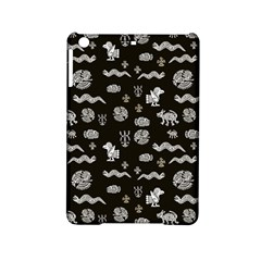 Aztecs pattern iPad Mini 2 Hardshell Cases