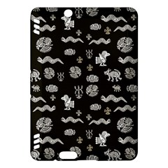 Aztecs pattern Kindle Fire HDX Hardshell Case