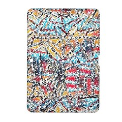 Colorful paint      Samsung Galaxy Tab 2 (7 ) P3100 Hardshell Case