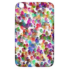 Colorful spirals on a white background       Samsung Galaxy Tab 3 (7 ) P3200 Hardshell Case
