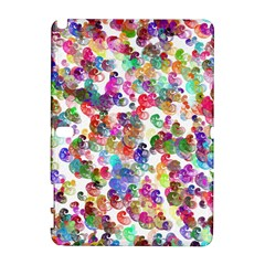 Colorful spirals on a white background       HTC Desire 601 Hardshell Case