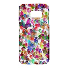 Colorful Spirals On A White Background       Lg G4 Hardshell Case