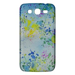 Watercolors splashes        Samsung Galaxy Duos I8262 Hardshell Case