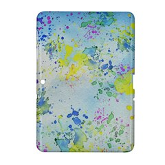 Watercolors splashes        Samsung Galaxy Tab 2 (7 ) P3100 Hardshell Case