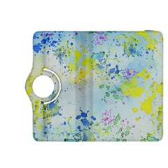 Watercolors splashes        Kindle Fire HDX Flip 360 Case
